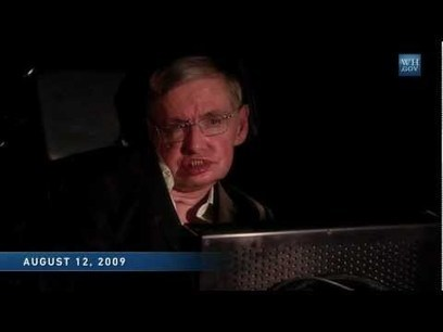 Happy Birthday, Stephen Hawking | The White House | Science and Nature | Scoop.it