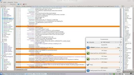 KDE Connect in Kubuntu | blogs.kde.org | txwikinger-ubuntu | Scoop.it