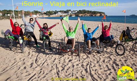 Viajes en trike y bici reclinada | Bici reclinada - Recumbent bike - Vélo couché | Scoop.it