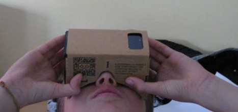 Creamos realidad virtual (VR) en clase - Tecnocentres | Augmented Reality & VR Tools and News | Scoop.it