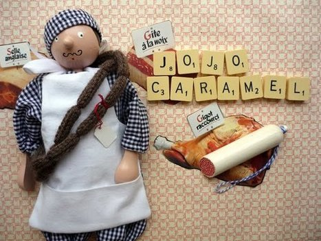 jojo-caramel: Yarnbombing | Yarnbombing France | Scoop.it