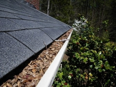 Cleaning Your Gutters To Prevent Gutter Clog | Gutter Cleaning | Scoop.it