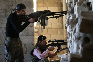 Chechen extremists aiding opposition fighters in Syria - Russia & India Report   Terrorism   Scoop.it