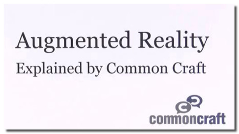 Augmented Reality | Common Craft | E-Learning and Online Teaching | Scoop.it