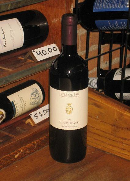 Rosso Piceno 2009 Saladini