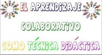 El aprendizaje colaborativo como técnica didáctica - Orientacion Andujar | Educación y Tecnologías | Scoop.it
