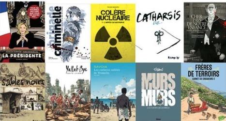 22e Prix France Info de la BD d'actualité et de reportage | Images fixes et animées - Clemi Montpellier | Scoop.it