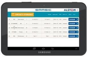 Softmobiles signe avec Samsic pour la création d'une application à destination de son client Alstom ! | Mobile technology & Digital business | Scoop.it