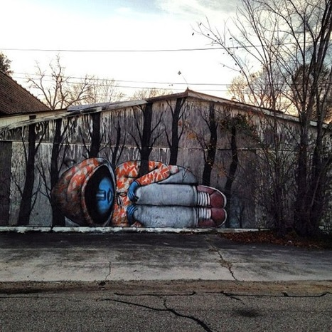 Seth New Murals For The Museum Of Public Art - Baton Rouge, Louisiana | Art Daily | Scoop.it