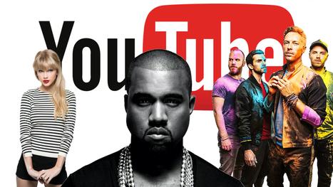 Cette fois, les maisons de disques en ont vraiment assez de YouTube | The music industry in the digital context | Scoop.it