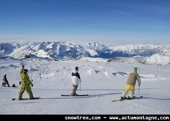 événement : Pow(d)er Week 2012 | sejours-au-ski | Scoop.it