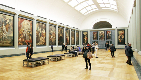As America ages, museums are adapting to audiences with memory loss | memoir writing | Scoop.it