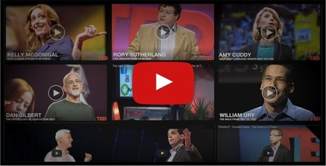 12 TED Talks Every Salesperson Should Watch ... More than Once | Search, Email, Webinar Marketing | Scoop.it