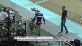 Championnat d'Europe sur piste : les retombées pour SQY | LAURENT MAZAURY : ÉLANCOURT AU CŒUR ! | Scoop.it