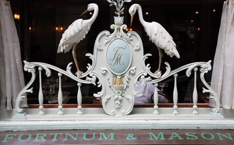 Fortnum & Mason sells record number of hampers - Telegraph | Escaping Poverty | Scoop.it