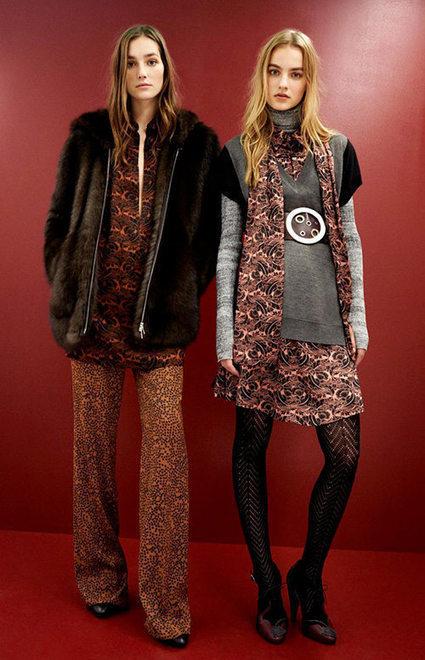 Le folk, tendance de fond selon le bureau Martine Leherpeur   Beauté et mode   Scoop.it