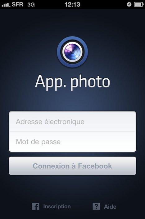 Une faille dans l'application Appareil photo Facebook | Intelligence Economique | Scoop.it
