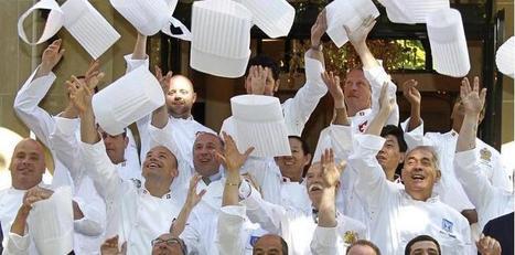 Les Toques blanches, première société de gastronomie à... entrer en Bourse | L'Ame des Chefs | Scoop.it