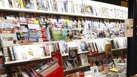Les ventes de la presse magazine souffrent   Les médias face à leur destin   Scoop.it