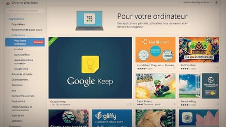 Les Chrome Apps sur Mac sont disponibles - Be Geek | netnavig | Scoop.it