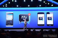 BBM For Android And iOS Now Available, But There's A Wait List | Blackberry Phones Updates For You | unlock galaxys | Scoop.it