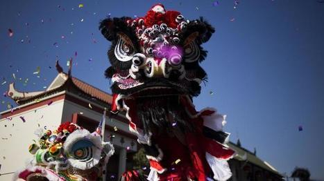 Golden Dragon Parade fetes the Lunar New Year and Chinese culture - Street I Am | Street Events | Scoop.it
