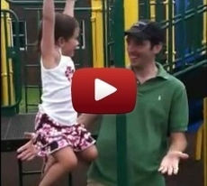 How it feels to have parents, summed up in 20 seconds on the monkey bars | The Good Stuff | Scoop.it