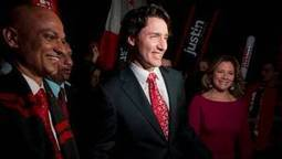 With voting under way, Trudeau expects 55 per cent support or more in Liberal leadership race | Becca James Women Voting | Scoop.it