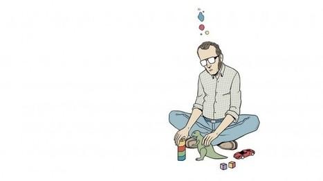 ¿Pero qué es lo que hace sufrir (y disfrutar) tanto a la gente creativa? | Profesión Palabra: oratoria, guión, producción... | Scoop.it