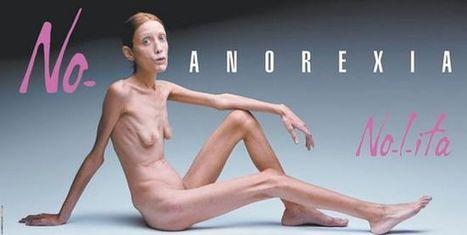 La historia de la modelo que le puso cuerpo y cara a la anorexia | Entremujeres | Modelaje y los trastornos alimenticios | Scoop.it