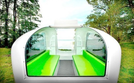 Sealander Aquatic Trailer Morphs From Camper to Boat for the Best Vacation Ever | SA Scuba Shack | Scoop.it