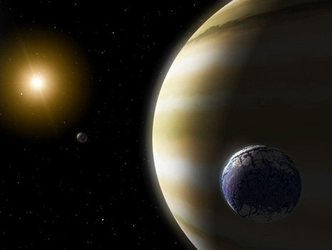 Worlds Around Other Worlds: First Possible Exomoon Spotted | Vloasis sci-tech | Scoop.it