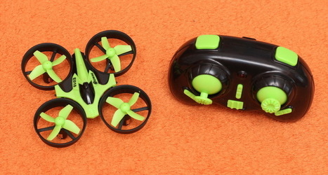 Eachine E010 Mini quadcopter review | Quadcopter Flyers | Quadcopter Flyers | Scoop.it