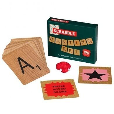 Kit Banderole Scrabble - Cadeau Maestro   Sélection idées cadeaux   Scoop.it