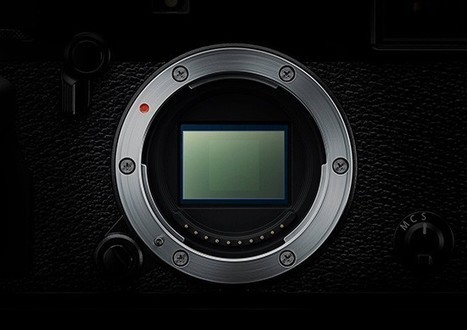 The sensor inside the new Fuji X-Pro2 camera is made by Sony (and other interesting facts) | Photo Rumors | Fuji X Series Cameras | Scoop.it