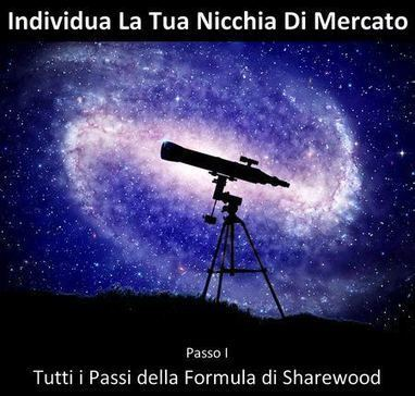 Come Individuare La Tua Nicchia - Formula Di Sharewood: Passo 1 | Web Marketing per Artigiani e Creativi | Scoop.it