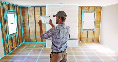 A New App Lets You Take a 3-D Scan of Every Room in Your House | TechnoRousseau | Scoop.it