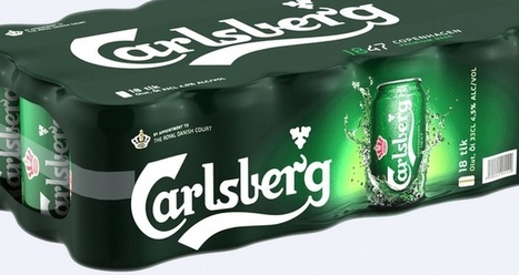 FoodBev.com   News   Carlsberg to develop next-generation packaging for upcycling   Sustainable Packaging Trends   Scoop.it