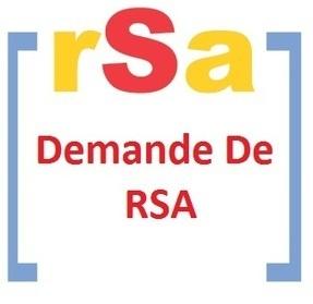 Formulaire du RSA - FormulaireDemande.Fr | financement securité sociale en france CMU RSA | Scoop.it