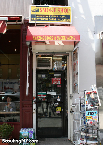 The Skinniest Store in Manhattan? | New York City Chronicles | Scoop.it