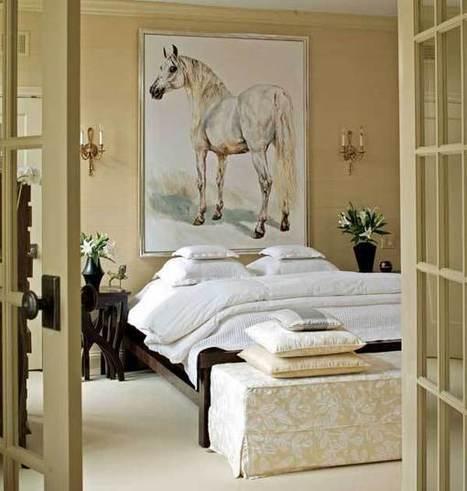 26 chambres sur le thème du cheval | horsenation.com | Cheval | Scoop.it