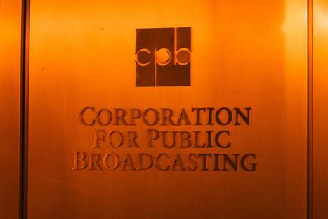 États-Unis: médias publics et financements semi-privés   DocPresseESJ   Scoop.it