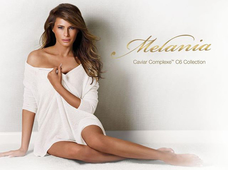 Caviar Cream from Celebrity Melania Trump Could Be the Secret To Anti-Aging | Women Fashion | Scoop.it