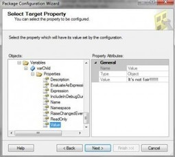 SSIS: Parents and Children (Execute Package task)   Erik Haselhofer   Microsoft Business Intelligence (MSBI)   Scoop.it