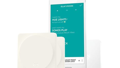 The Logitech Pop is the smart home button you've always wanted | Smart Home | Scoop.it