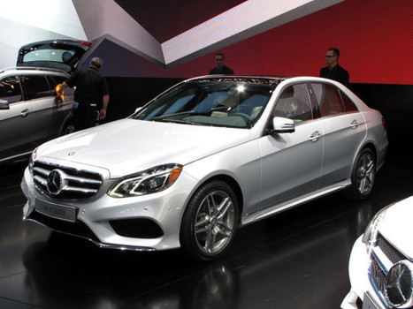 2014 Mercedes-Benz E-Class | TopIsMagazine | Mercedes-Benz | Scoop.it