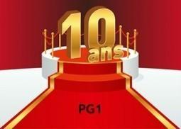 10 ans déjà pour PG1   Actualités Référencement Page 1   Scoop.it