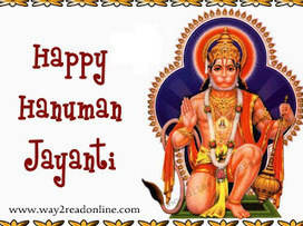 Happy Hanuman Jayanti 2013 Festival SMS, Wishes, Wallpapers, Greetings | Festivals Wishes | Scoop.it