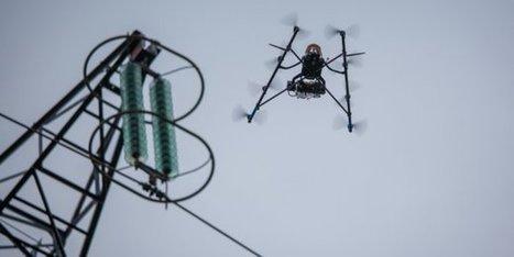 Azur Drones et Air Marine remportent un marché national | Drone | Scoop.it