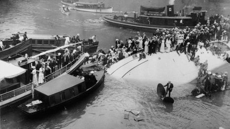 'Never Before Seen - Mystery footage found of 1915 Chicago River disaster' | News You Can Use - NO PINKSLIME | Scoop.it